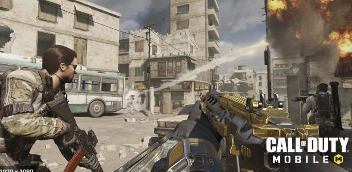 best android games call of duty