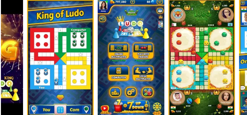 LudoKing- best android games
