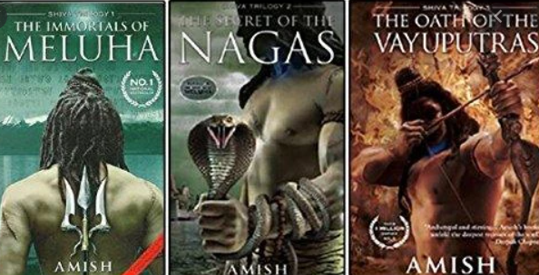 The Shiva Trilogy - best books to read