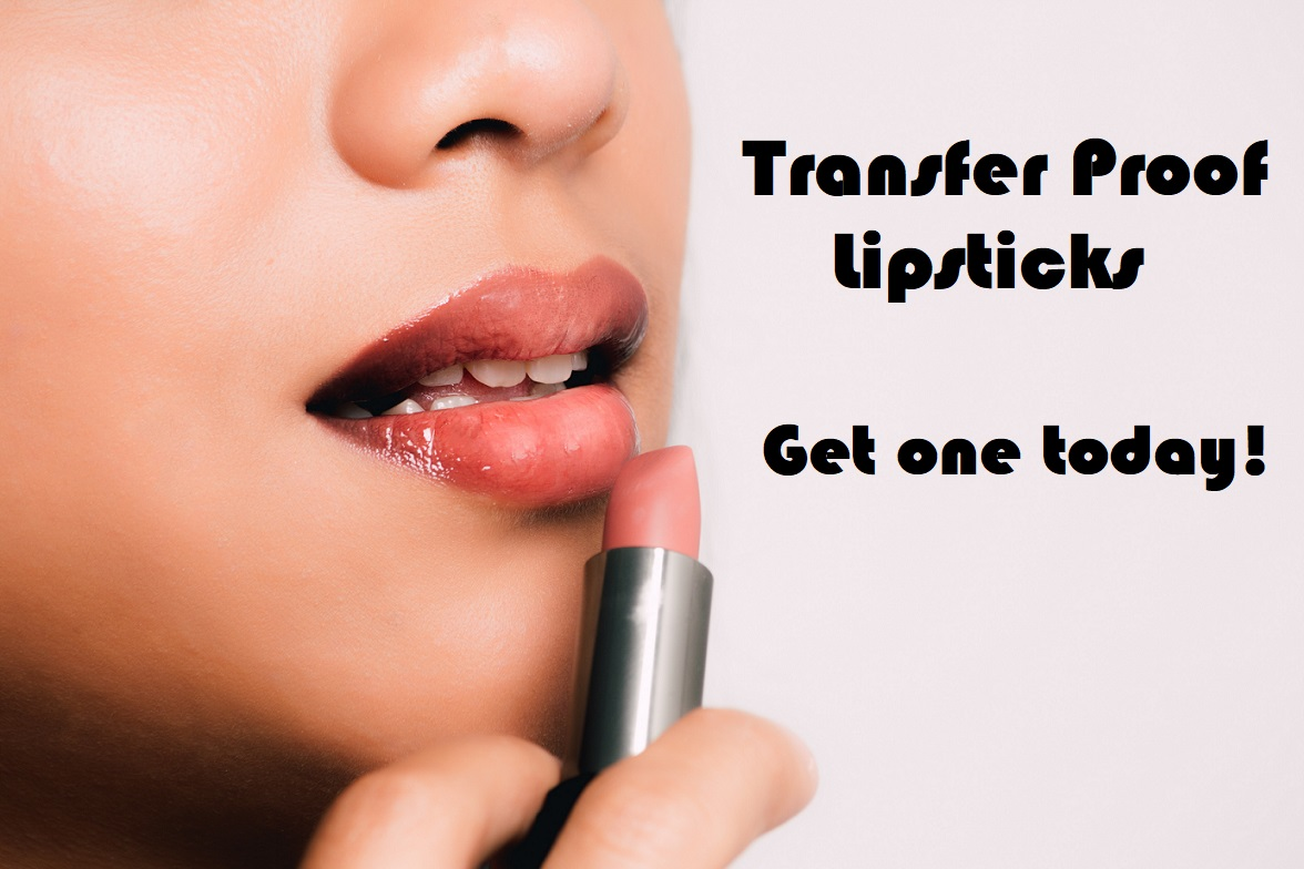 transfer proof lipstick