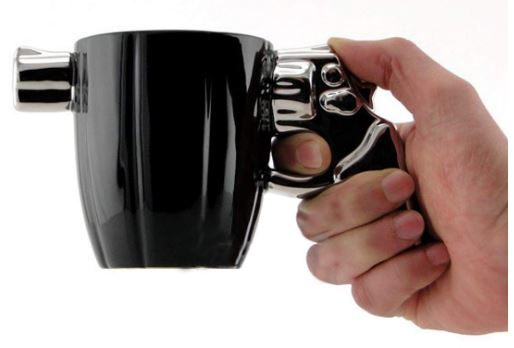 Pistol Mug for him