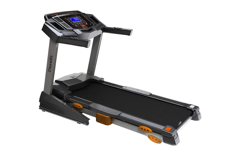 5 best motorized treadmill Durafit