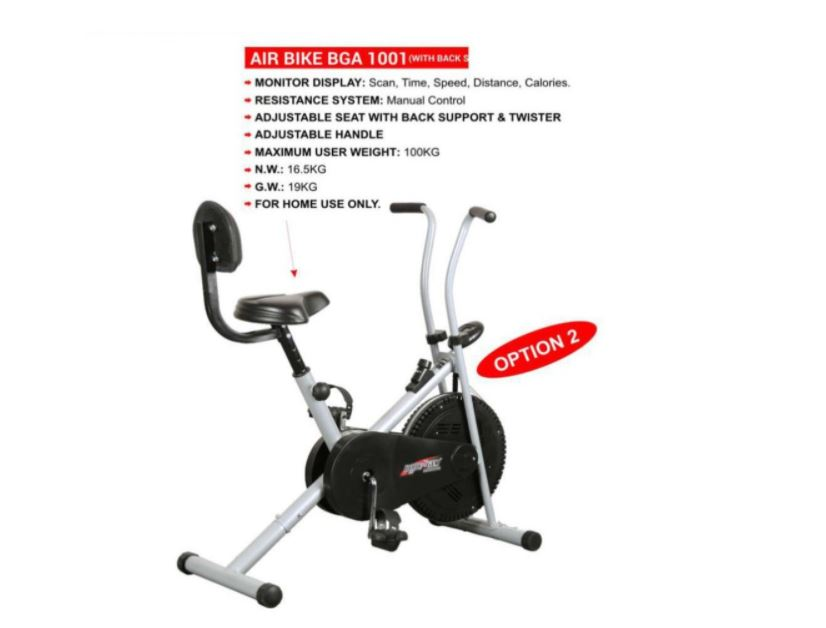 top 5 gym cycle