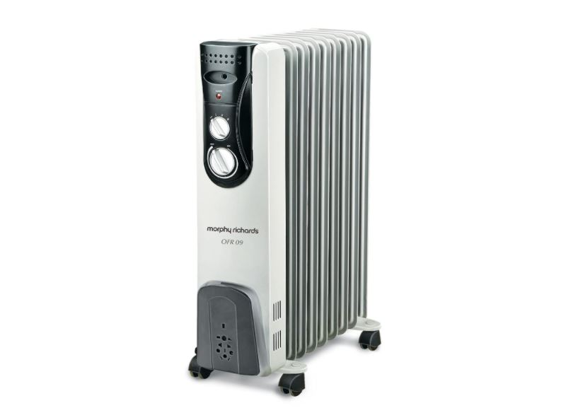 Top 5 Oil Filled Room heaters in India